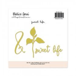Troquel Sweet Life