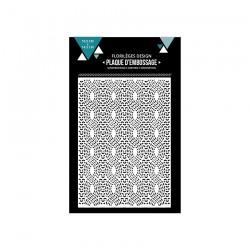 Carpeta Embossing - Lainage