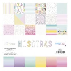 Paper Pad Nosotras