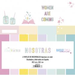 Kit Recortables Nosotras