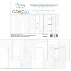 Basic Book 1 - White 6x8