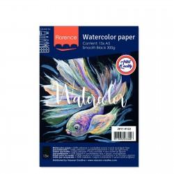 Watercolor Paper Black...