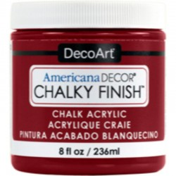 Rouge - Chalky Finish...