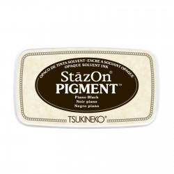 Piano Black - Stazon Pigment