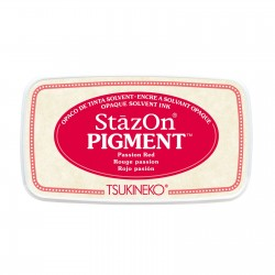 Passion Red - Stazon Pigment