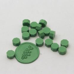 Pastillas de cera Verde