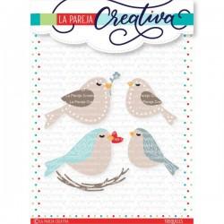 Pájaros - Troqueles