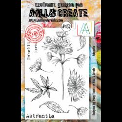Sello N.452 - Astrantia