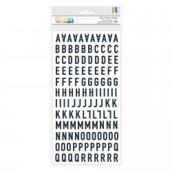 Thicker Alfabeto Puffy -...