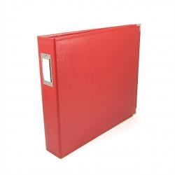 Album PL WeR - 12 x 12 - Red