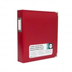 Album PL WeR - 8.5 x 11 - Rojo