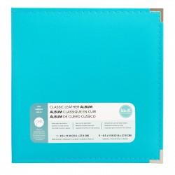 Album PL WeR - 8.5 x 11 - Aqua