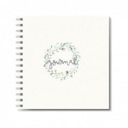 Cuaderno de espiral Corona...