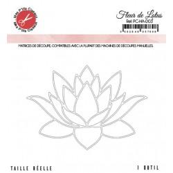 Troquel Fleur de Lotus