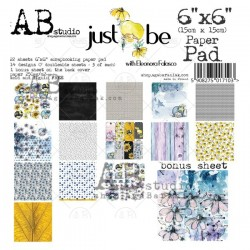 """Just Be - Kit Colección 6x6"""""""