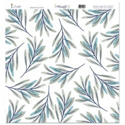 Lienzo Plantas 12x12 - PICNIC