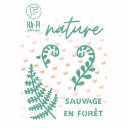 Troquel Nature sauvage -...