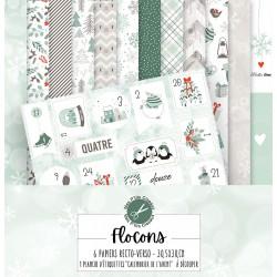 Colección Flocons - Mes...