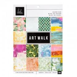 Pad Art Walk - 6x8