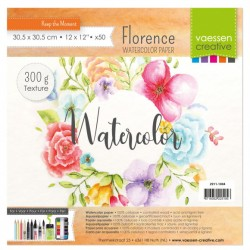 Watercolor Paper Florence...