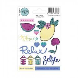Stickers - Al rico limon