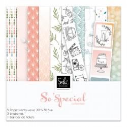 Kit papeles SO'Special - SOKAI