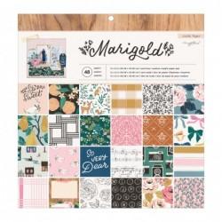 Paper Pad Marigold - 12 x...