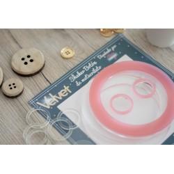 Shaker botón 12 cm
