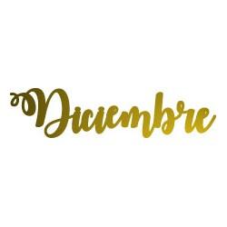 Palabra Diciembre -...
