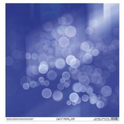 Vellum - Bokeh azul