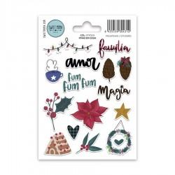 Stickers - XMAS en casa