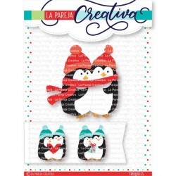 Troquel Pingüinos