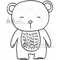 Sello Caucho ID-995 bear2