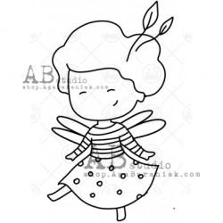 Sello Caucho ID-1008 fairy6