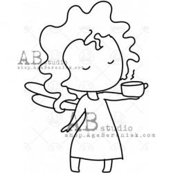 Sello Caucho ID-1011 fairy9